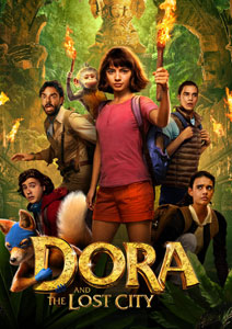 DORA AND THE LOST CITY