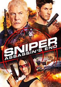 SNIPER - ASSASSINS END (2020)